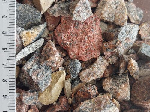 Kamień kruszony 0-31,5