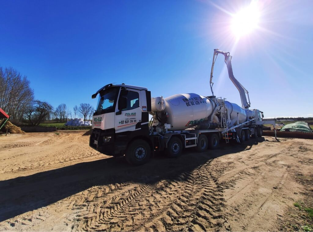 Pol-bud ełk - produkcja betonu - zdjęcia11