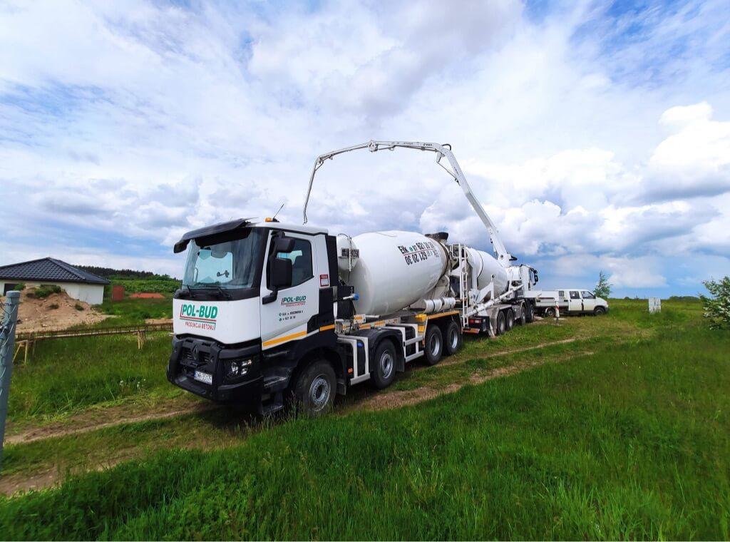 Pol-bud ełk - produkcja betonu - zdjęcia13