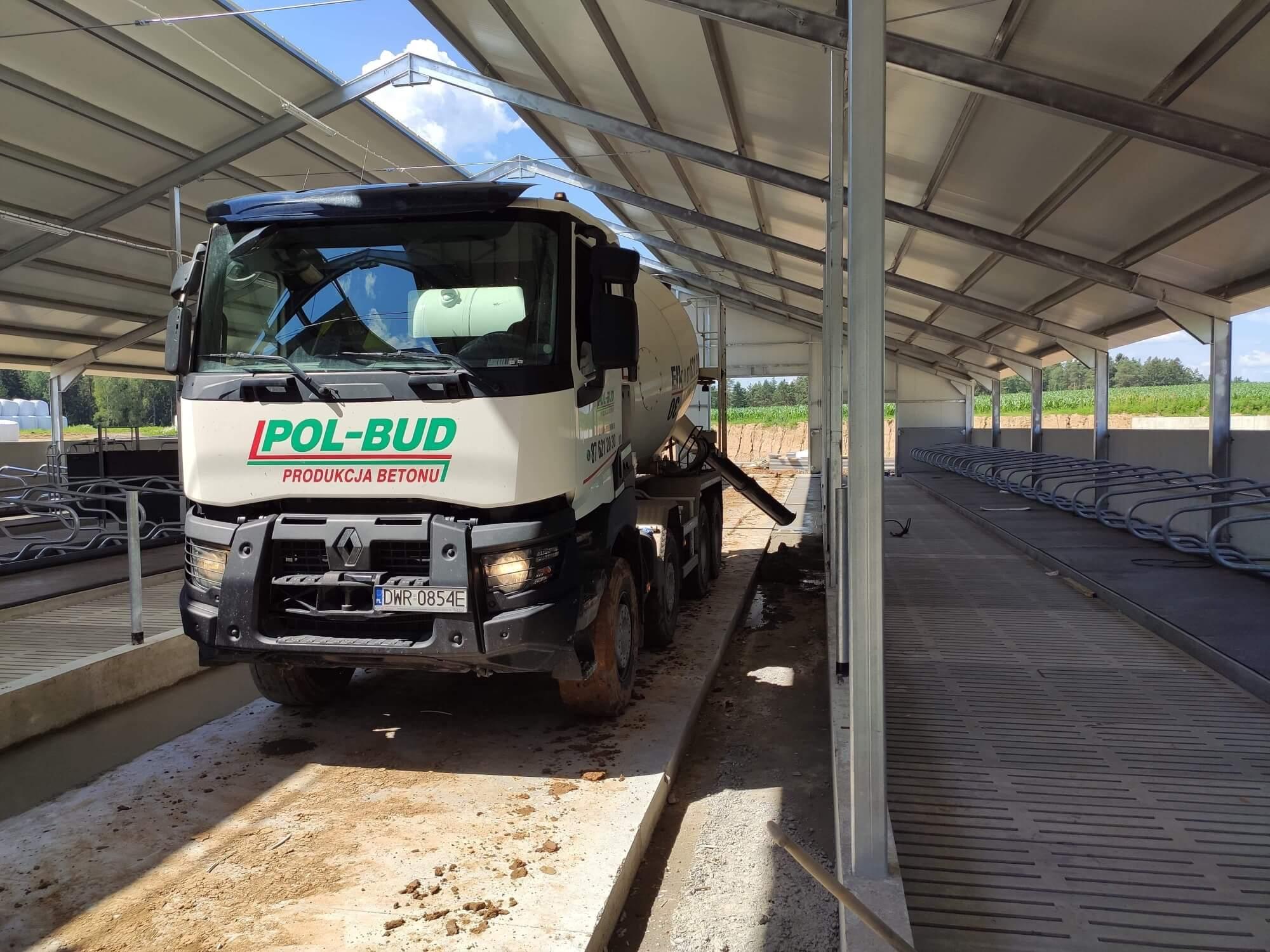 Pol-bud ełk - produkcja betonu - zdjęcia16