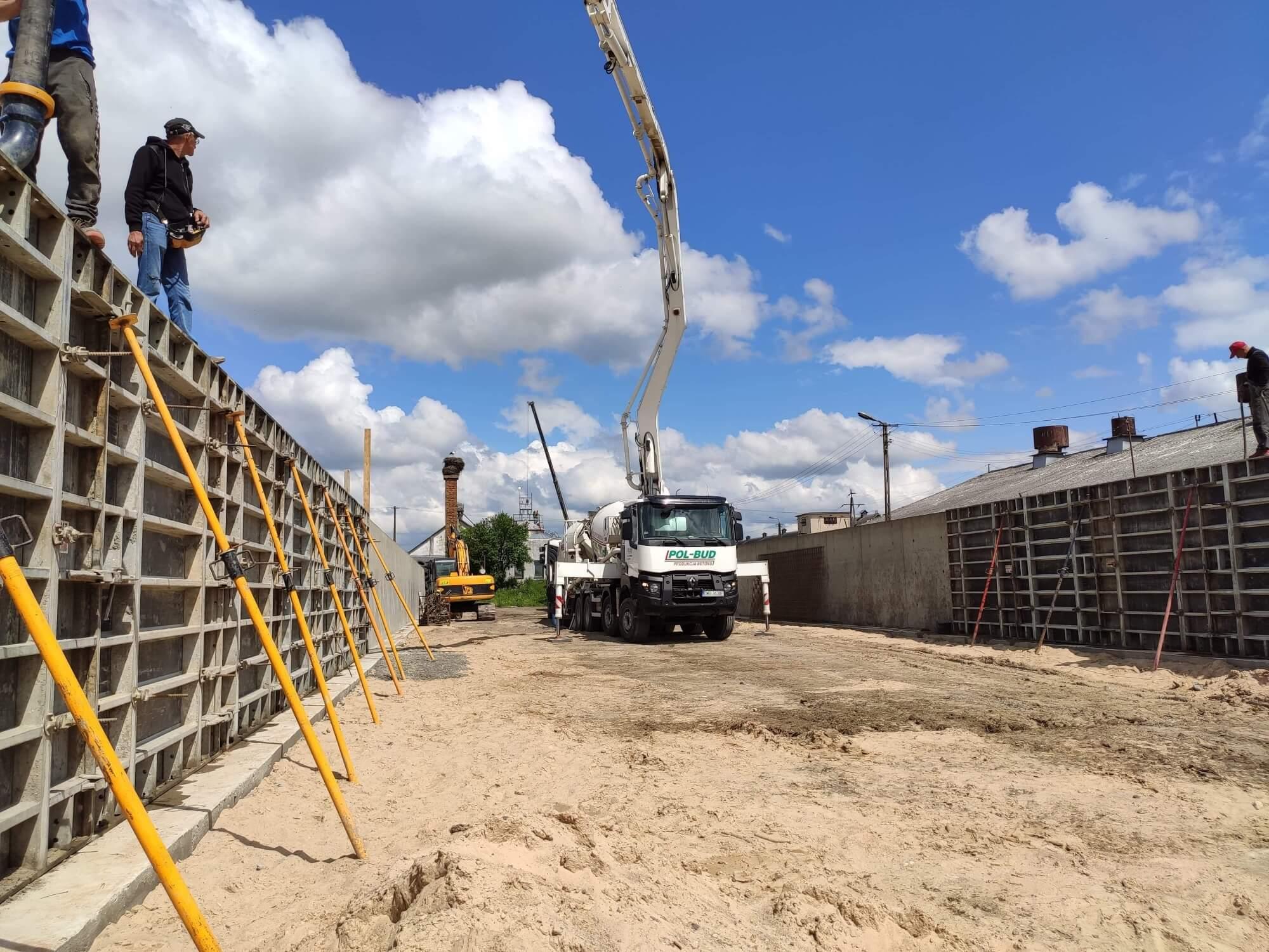 Pol-bud ełk - produkcja betonu - zdjęcia3