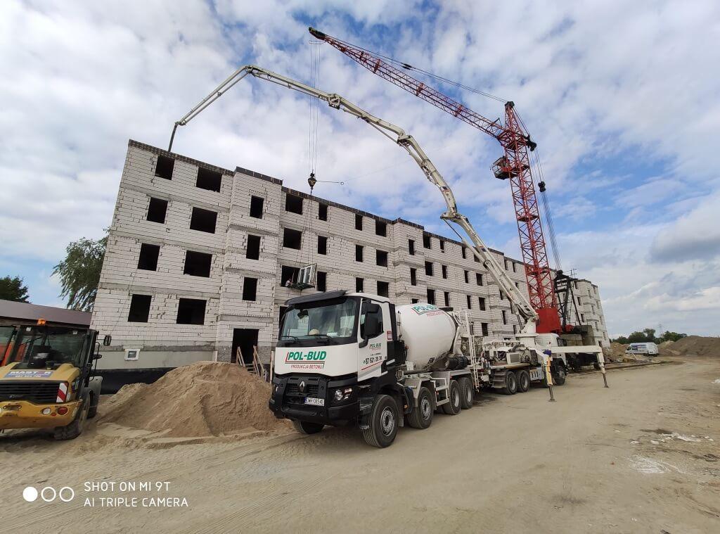 Pol-bud ełk - produkcja betonu - zdjęcia9